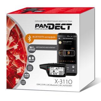 Микросигнализация Pandect X-3110 в Новокузнецке