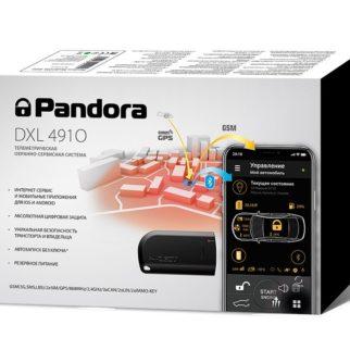 сигнализация Pandora DXL 4910 в Новокузнецке