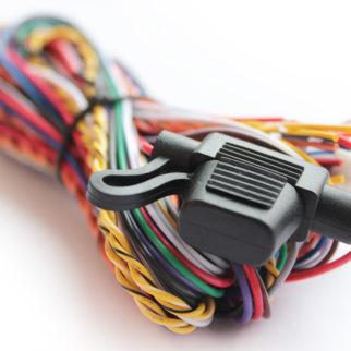 монтажный кабель сигнализации